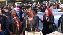 İNŞAAT FİRMASI - Kolombiya'da Başsavcı Martinez'in İstifası İçin Protesto
