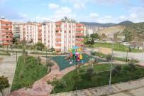 DAVUTLAR - Kuşadası Belediyesinden 4 Yılda 25 Yeni Park