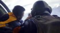 HELIKOPTER - Mehmetçik, Köyde Mahsur Kalan Hastayı Hastaneye Ulaştırdı