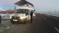 TRAFİK EĞİTİMİ - Midyat'ta Örgenci Servisleri Denetlendi
