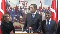 HAKKARİ YÜKSEKOVA - Milli Eğitim Bakanı Ziya Selçuk Açıklaması