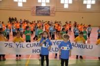 Minik Öğrencilere Spor Sevdiriliyor