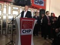 MUHARREM İNCE - Muharrem İnce Açıklaması 'Kent Hizmet Görecek'