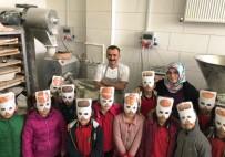 Öğrenciler Ekmek Yapmayı Öğrendi