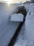 Ordu'da 3 Metrelik Kar Engeli Aşılıyor