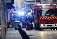 SAĞLIK EKİBİ - Paris'te Büyük Patlama Açıklaması 20 Yaralı