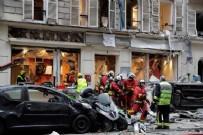 PARIS - Paris'te şiddetli patlama! Çok sayıda yaralı var...