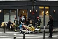 İTFAİYE ERİ - Paris'teki Patlamada 12 Kişi Ağır Yaralandı