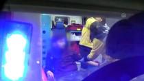 ÇUKUROVA ÜNIVERSITESI - Pompalı Tüfekle Yaralanıp Gasbedildi