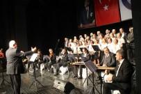 SANAT MÜZİĞİ - Salihli'de Kış Konseri