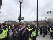 BORDEAUX - 'Sarı Yeleklilerin' 9'Uncu Haftası Sakin Geçiyor