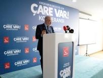 SP Lideri Karamollaoğlu Açıklaması 'Herkes Lidere Bakarak Kendisine Çeki Düzen Verir'