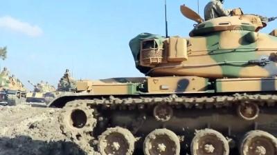 TSK'dan İdlib Sınırında Eğitim Faaliyeti
