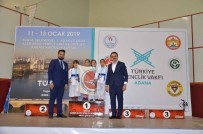 ÇUKUROVA ÜNIVERSITESI - TÜGVA 5 Ocak İller Arası Karete Şampiyonası Yaklaşık 4000 Sporcunun Katılımıyla Başladı
