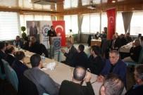 GENEL BAŞKAN - Türkiye Kamu-Sen Diyarbakır'da İstişare Toplantısı Yaptı