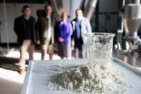 MEHMET YıLDıZ - Türkiye'nin İlk 'Yerli Ağız Sütü Tozu' Üretildi