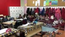 ŞARK KÖŞESI - 'Veliler Sınıfa Sahip Çıkıyor' Projesiyle Okulu Eve Çevirdiler