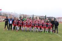 KIRMIZI KART - 10 Kişi Kalan Kulaspor, Salihli Poyrazspor'a Gol Yağdırdı