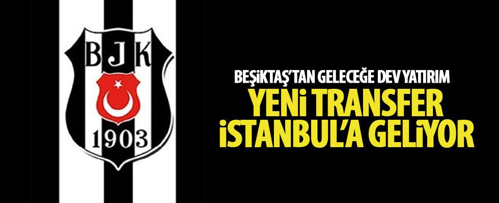 İşte Beşiktaş'ın yeni transferi
