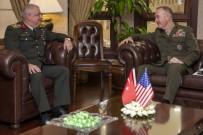 GENELKURMAY BAŞKANLıĞı - ABD Genelkurmay Başkanlığı, Dunford-Güler Görüşmesini Kapak Fotoğrafı Yaptı