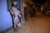 ADANA EMNİYET MÜDÜRLÜĞÜ - Adana'da Terör Operasyonu Açıklaması 13 Gözaltı