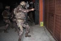 ADANA EMNİYET MÜDÜRLÜĞÜ - Adana'da Terör Örgütü HTŞ'ye Operasyon Açıklaması 13 Gözaltı