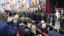 AK Parti Ağrı Aday Tanıtım Toplantısı