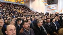 ŞANLIURFA MİLLETVEKİLİ - AK Parti Niğde'de Adaylarını Tanıttı