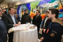 KONFERANS - AK Parti Zeytinburnu Belediye Başkan Adayı Arısoy, İlim Yayma Cemiyeti Kongresinde Konuştu