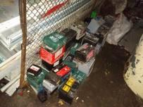 İTİRAF - Alanya'da Akü Hırsızı Yakalandı