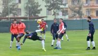 ALANYASPOR - Alanyaspor Antrenman Maçı Yaptı