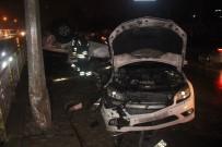 OSMAN SARı - Alkollü Sürücü Dehşeti Açıklaması 2 Ölü, 3 Yaralı