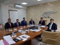 ATATÜRK ÜNIVERSITESI - Atatürk Üniversitesi İle SGK Arasında Global Bütçe Protokolü İmzalandı