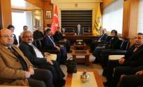 PEYZAJ MIMARLARı ODASı - Başkan Altay Açıklaması 'Konya'yı Ortak Akıl İle Geleceğe Hazırlıyoruz'