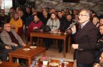 YıLDıZLı - Beykoz Belediye Başkan Adayı Murat Aydın Açıklaması 'Beykozlulara 5 Yılda 15 Yıllık Hizmet Vaadi Veriyorum'