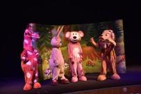 Bozüyük'te, 'Ormanlar Kralı Aslan ' Oyunu Sahnelendi