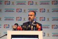 Bursa'yı 2023'E Taşıyacak Başkanlar Açıklandı