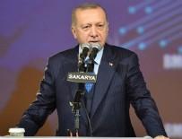 BAĞIMLILIK - Cumhurbaşkanı Erdoğan'dan tank palet fabrikasıyla ilgili iddialara sert tepki!