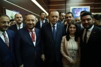 Cumhurbaşkanı Erdoğan İle İl Başkanı Dağdelen Görüştü