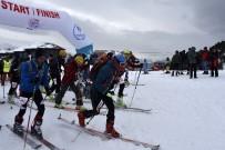 Dağ Kayağı Türkiye Şampiyonası Zigana Dağı'nda Başladı