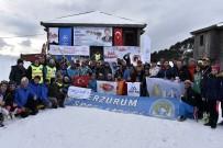 Dağ Kayağı Türkiye Şampiyonası, Zigana Dağı'nda Tamamlandı