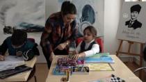 DEMİRYOLLARI - 'Doğu Ekspresi' Resim Öğretmenine İlham Kaynağı Oldu