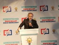 Eski TBMM Başkanı Şahin Açıklaması 'Eski Sistemin Son Seçimi'