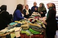 MÜLTECI - Eskişehir'den Mülteci Kamplarına Yardım Eli