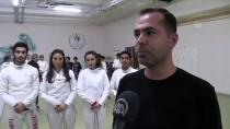 Eskrim Sevgisinden Vazgeçmedi, Türkiye Şampiyonu Oldu