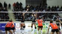 Galatasaray Çanakkale'ye Set Vermedi