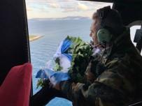 KARDAK - İstifa Eden Yunan Savunma Bakanı Kammenos Kardak'ta
