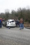 Karabük'te Trafik Kazası Açıklaması 1 Ölü, 4 Yaralı