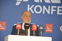 MÜSLÜMANLAR - Karamollaoğlu'ndan S-400 Açıklaması