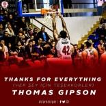 Karesispor'da Gibson İle Yollar Ayrıldı